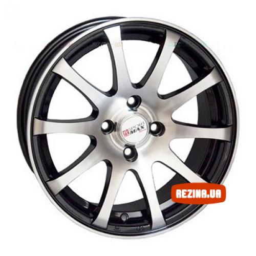Купить диски Sportmax Racing SR3176 R15 4x100 j6.5 ET35 DIA67.1 BP
