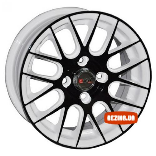 Купить диски Sportmax Racing SR3194 R14 4x108 j6.0 ET35 DIA67.1 CA-W4B