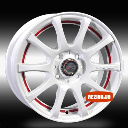 Купить диски Sportmax Racing SR355 R14 4x98 j6.0 ET38 DIA58.6 черный