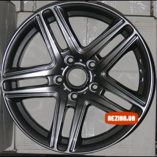 Купить диски Sportmax Racing SR378 R15 5x114.3 j6.5 ET35 DIA67.1 GSP