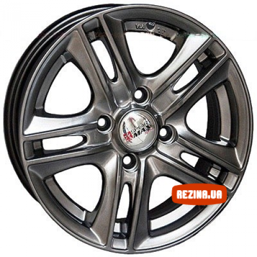 Купить диски Sportmax Racing SR392 R13 4x100 j5.5 ET35 DIA67.1 HB
