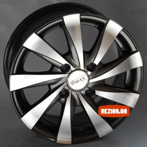 Купить диски Sportmax Racing SR465 R15 4x114.3 j6.5 ET38 DIA67.1 GSP