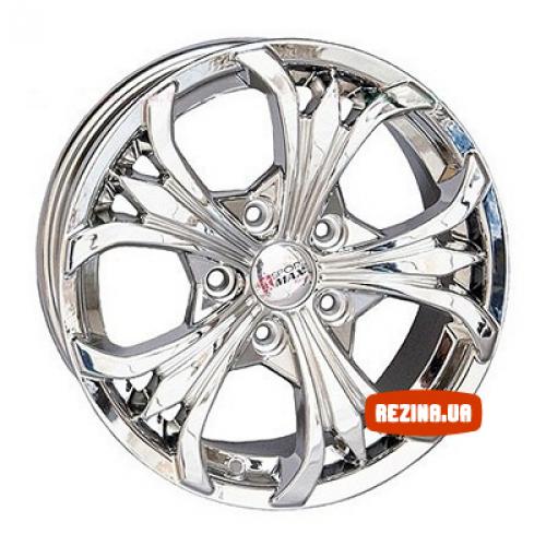Купить диски Sportmax Racing SR556 R15 4x100 j6.5 ET40 DIA73.1 MB