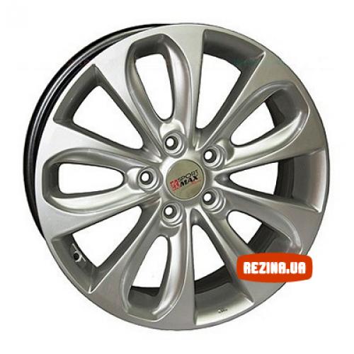 Купить диски Sportmax Racing SR592 R17 5x114.3 j6.5 ET45 DIA67.1 FHS