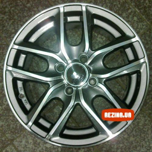 Купить диски Sportmax Racing SR628 R14 4x100 j6.0 ET35 DIA67.1 GSP