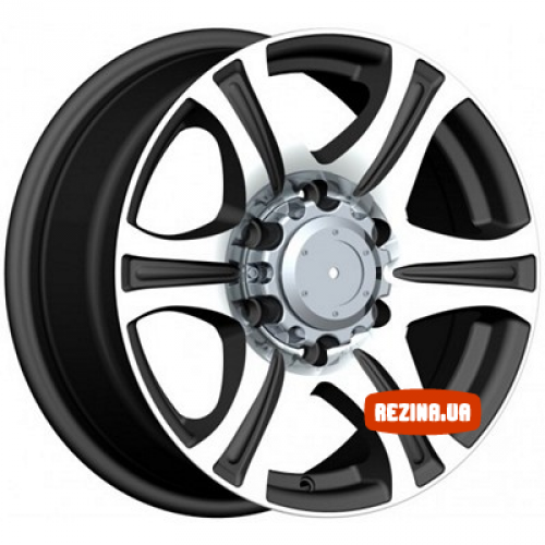 Купить диски Sportmax Racing SR637 R17 6x139.7 j7.5 ET20 DIA108.2 MB