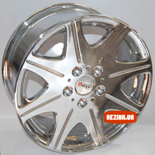 Купить диски Sportmax Racing SR819 R17 5x114.3 j7.5 ET37 DIA67.1 Chrome