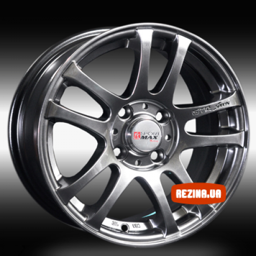 Купить диски Sportmax Racing SR9806Z R14 4x100 j6.0 ET38 DIA67.1 HB