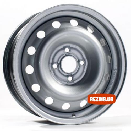 Купить диски Steel Daewoo R14 4x100 j5.5 ET49 DIA56.6 silver
