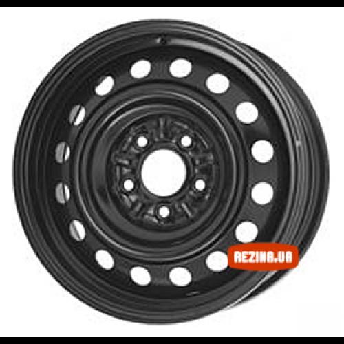 Купить диски Steel YA-735 R16 5x114.3 j6.5 ET55 DIA64 черный