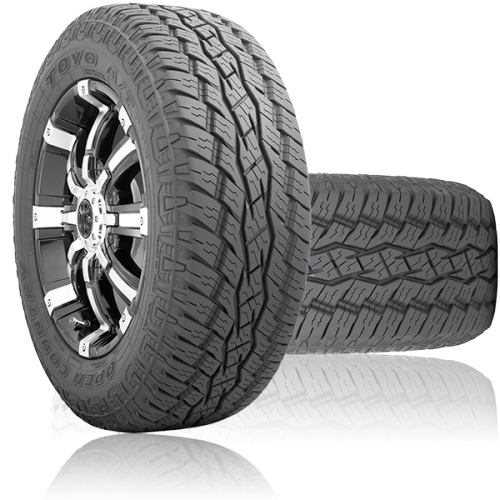 Купить шины Toyo Open Country A/T Plus 235/65 R17 108T XL