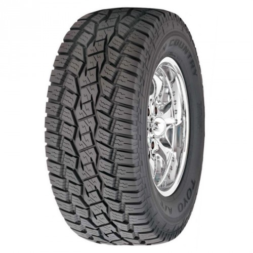 Купить шины Toyo Open Country A/T 255/60 R17 119S