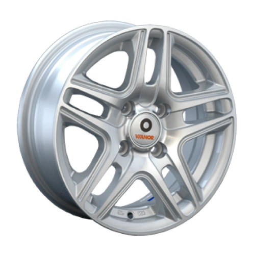 Купить диски Vianor VR15 R15 5x114.3 j6.5 ET39 DIA60.1 SF