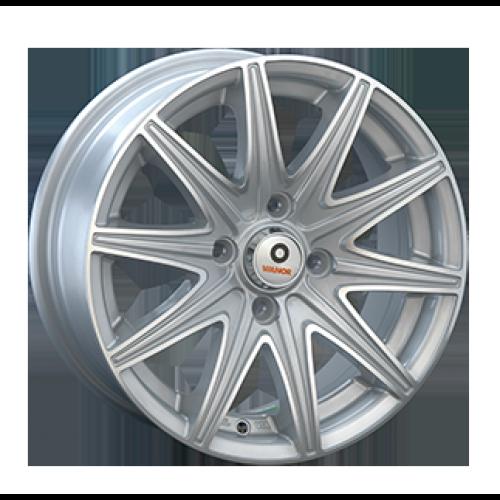 Купить диски Vianor VR18 R15 5x100 j6.5 ET38 DIA57.1 BKF