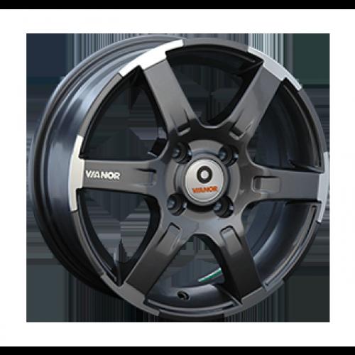 Купить диски Vianor VR2 R14 4x108 j5.5 ET24 DIA65.1 FGMF