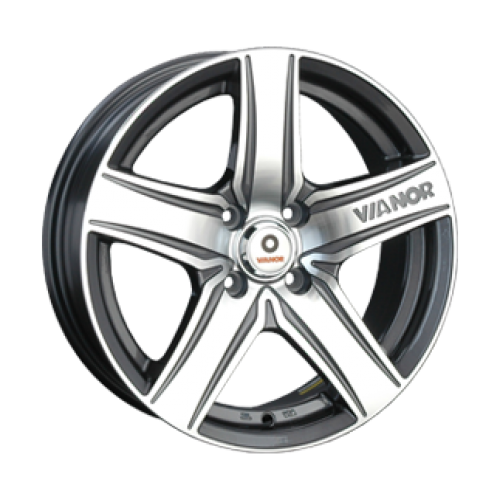 Купить диски Vianor VR21 R15 5x114.3 j6.5 ET45 DIA73.1 GMF