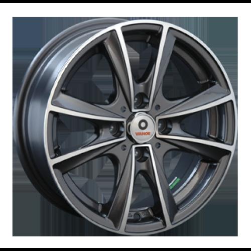 Купить диски Vianor VR22 R15 4x100 j6.5 ET40 DIA73.1 GMF