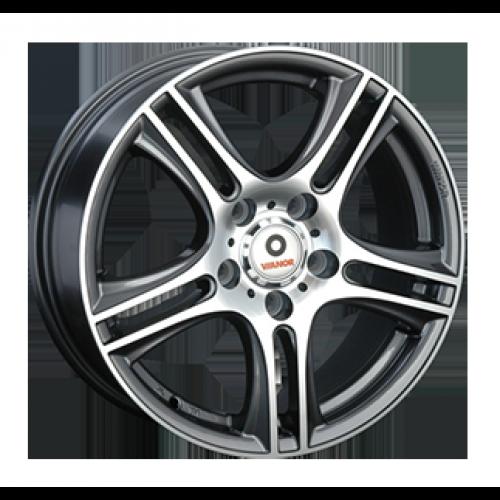 Купить диски Vianor VR26 R15 5x112 j6.5 ET45 DIA57.1 silver