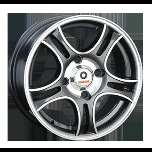 Купить диски Vianor VR29 R15 5x112 j6.5 ET45 DIA57.1 GMF