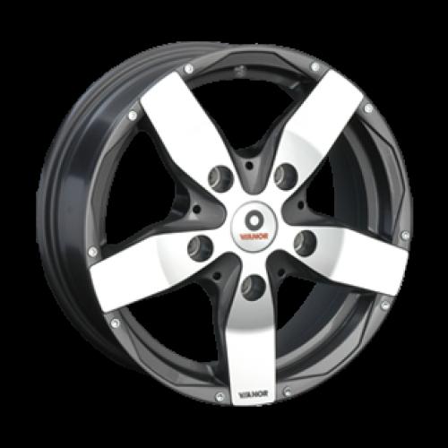 Купить диски Vianor VR31 R16 5x139.7 j6.5 ET40 DIA98.5 GMF