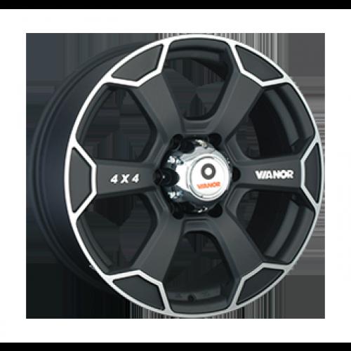 Купить диски Vianor VR33 R18 6x139.7 j7.5 ET25 DIA106.1 MBF