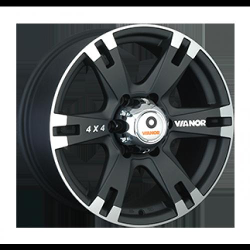 Купить диски Vianor VR35 R17 6x139.7 j8.0 ET25 DIA106.1 MBF