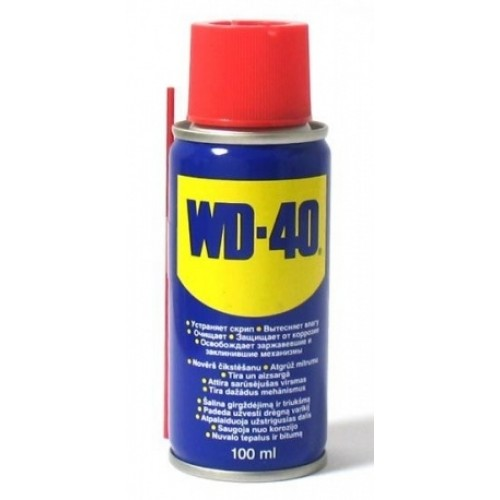 Купить  Смазка универсальная WD-40