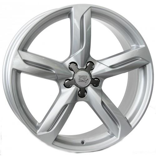 Купить диски WSP Italy Audi (W564) Afrodite R19 5x112 j8.0 ET27 DIA66.6 silver