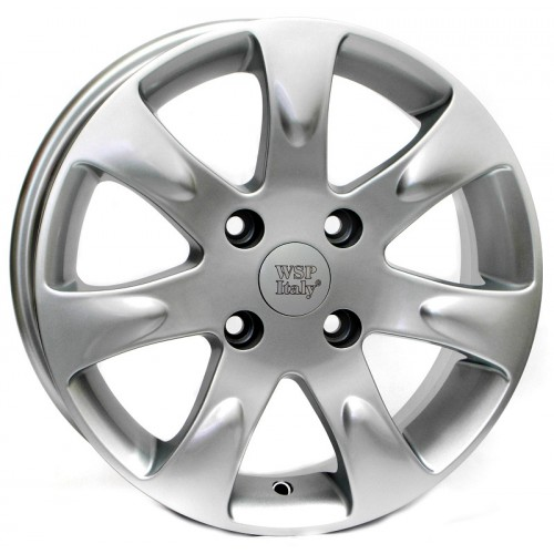 Купить диски WSP Italy Kia (W3702) Aida R15 4x108 j6.0 ET52 DIA63.4 silver