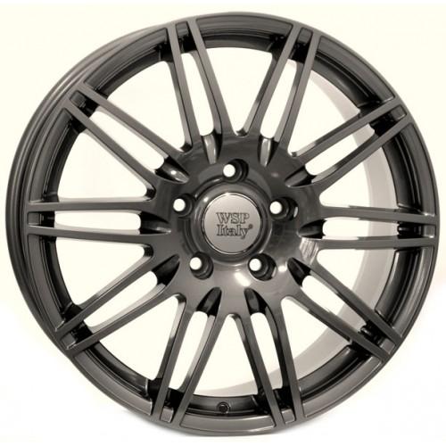 Купить диски WSP Italy Audi (W555) Q7 Alabama R19 5x130 j9.0 ET60 DIA71.6 ANTHRACITE POLISHED