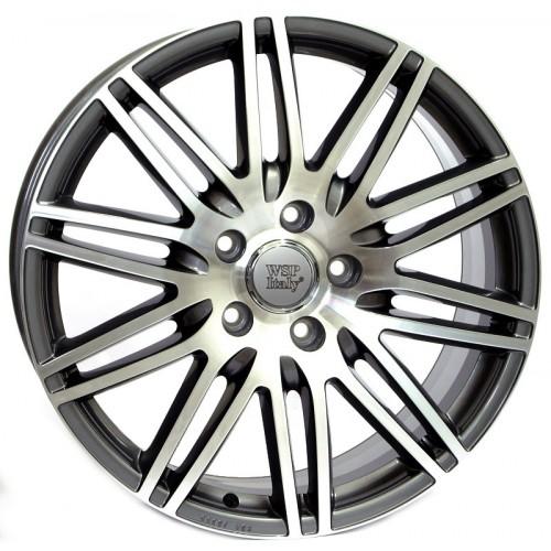 Купить диски WSP Italy Audi (W555) Q7 Alabama R19 5x130 j9.0 ET60 DIA71.6 M.GUN MET