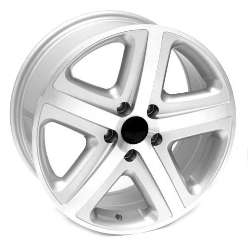 Купить диски WSP Italy Volkswagen (W440) Albanella R18 5x130 j8.0 ET45 DIA71.6 SILVER POLISHED