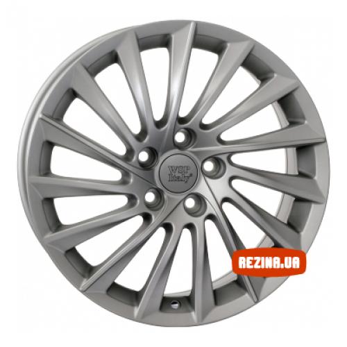Купить диски WSP Italy Alfa Romeo (W256) Giulietta R17 5x110 j7.5 ET41 DIA65.1 silver