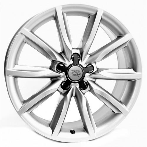 Купить диски WSP Italy Audi (W550) Allroad Canyon R18 5x112 j8.0 ET45 DIA57.1 silver