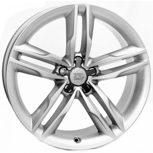 Купить диски WSP Italy Audi (W562) Amalfi R18 5x112 j8.0 ET26 DIA66.6 silver
