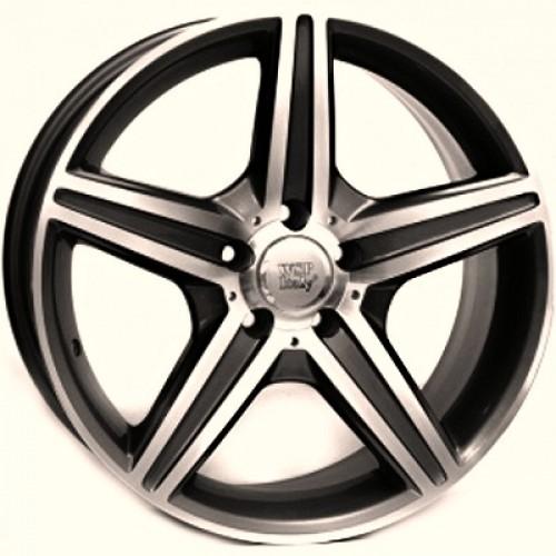 Купить диски WSP Italy Mercedes (W758) AMG Capri New Size 2008 R18 5x112 j8.5 ET54 DIA66.6 ANTHRACITE POLISHED