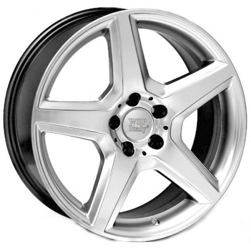 Купить диски WSP Italy Mercedes (W731) AMG III Budapest R15 5x112 j6.5 ET40 DIA66.6 HS