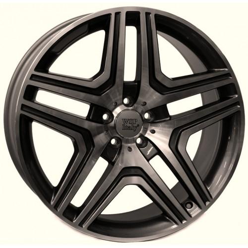 Купить диски WSP Italy Mercedes (W766) AMG Nero R19 5x112 j8.5 ET60 DIA66.6 ANTHRACITE POLISHED