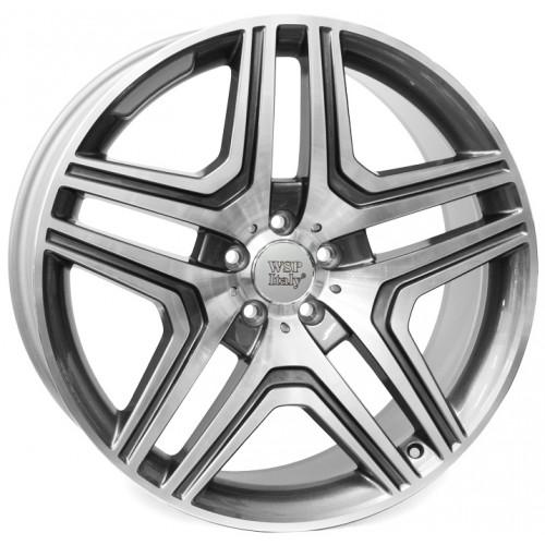 Купить диски WSP Italy Mercedes (W766) AMG Nero R19 5x112 j8.5 ET60 DIA66.6 HS