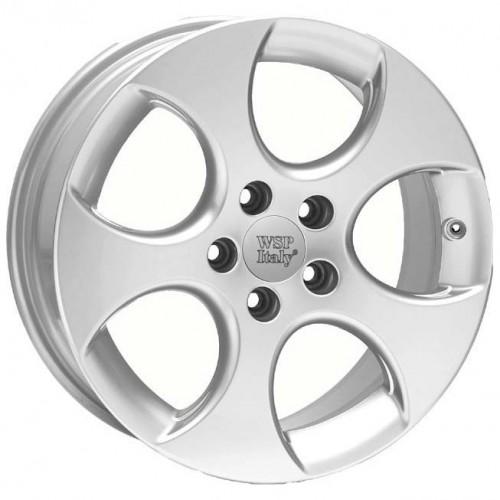 Купить диски WSP Italy Volkswagen (W441) Ankara GTI 2005 R16 5x112 j7.0 ET42 DIA57.1 silver