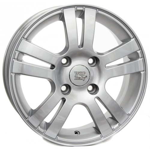 Купить диски WSP Italy Chevrolet (W3605) Antalya R15 4x114.3 j6.0 ET44 DIA56.6 silver