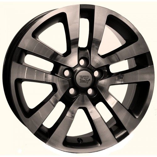 Купить диски WSP Italy Land Rover (W2355) Ares R19 5x120 j9.0 ET53 DIA72.6 ANTHRACITE POLISHED