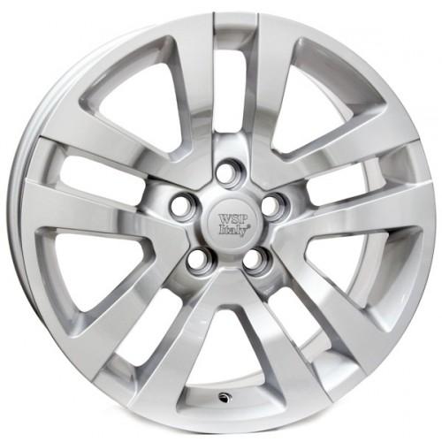 Купить диски WSP Italy Land Rover (W2355) Ares R20 5x120 j9.5 ET53 DIA72.6 HS