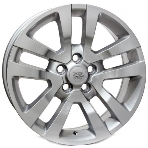Купить диски WSP Italy Land Rover (W2355) Ares R19 5x120 j9.0 ET53 DIA72.6 silver