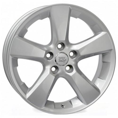 Купить диски WSP Italy Lexus (W2653) Arezzo R18 5x114.3 j7.0 ET35 DIA60.1 silver