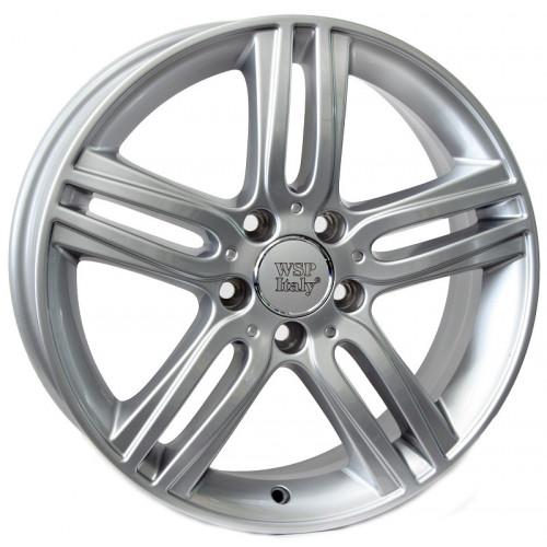 Купить диски WSP Italy Mercedes (W762) Argo R17 5x112 j7.0 ET49 DIA66.6 silver