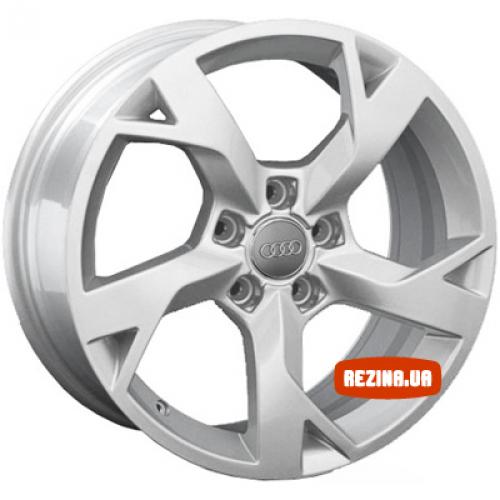 Купить диски WSP Italy Audi (W548) R17 5x112 j7.5 ET42 DIA57.1 silver