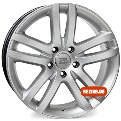 Купить диски WSP Italy Audi (W551) Q7 Wien R20 5x130 j9.0 ET60 DIA71.6 hyper silver