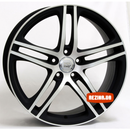 Купить диски WSP Italy Audi (W556) Paul R19 5x112 j8.5 ET35 DIA57.1 black polished