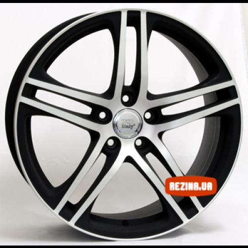 Купить диски WSP Italy Audi (W556) Paul R19 5x112 j8.5 ET35 DIA57.1 black polished